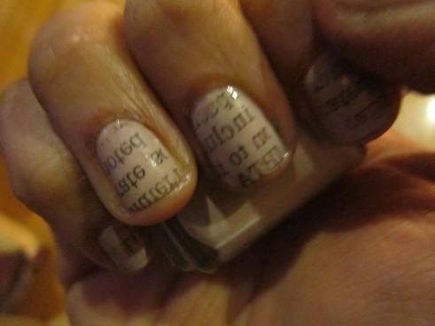 newsy nails