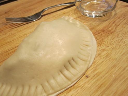 Sealed Empanada