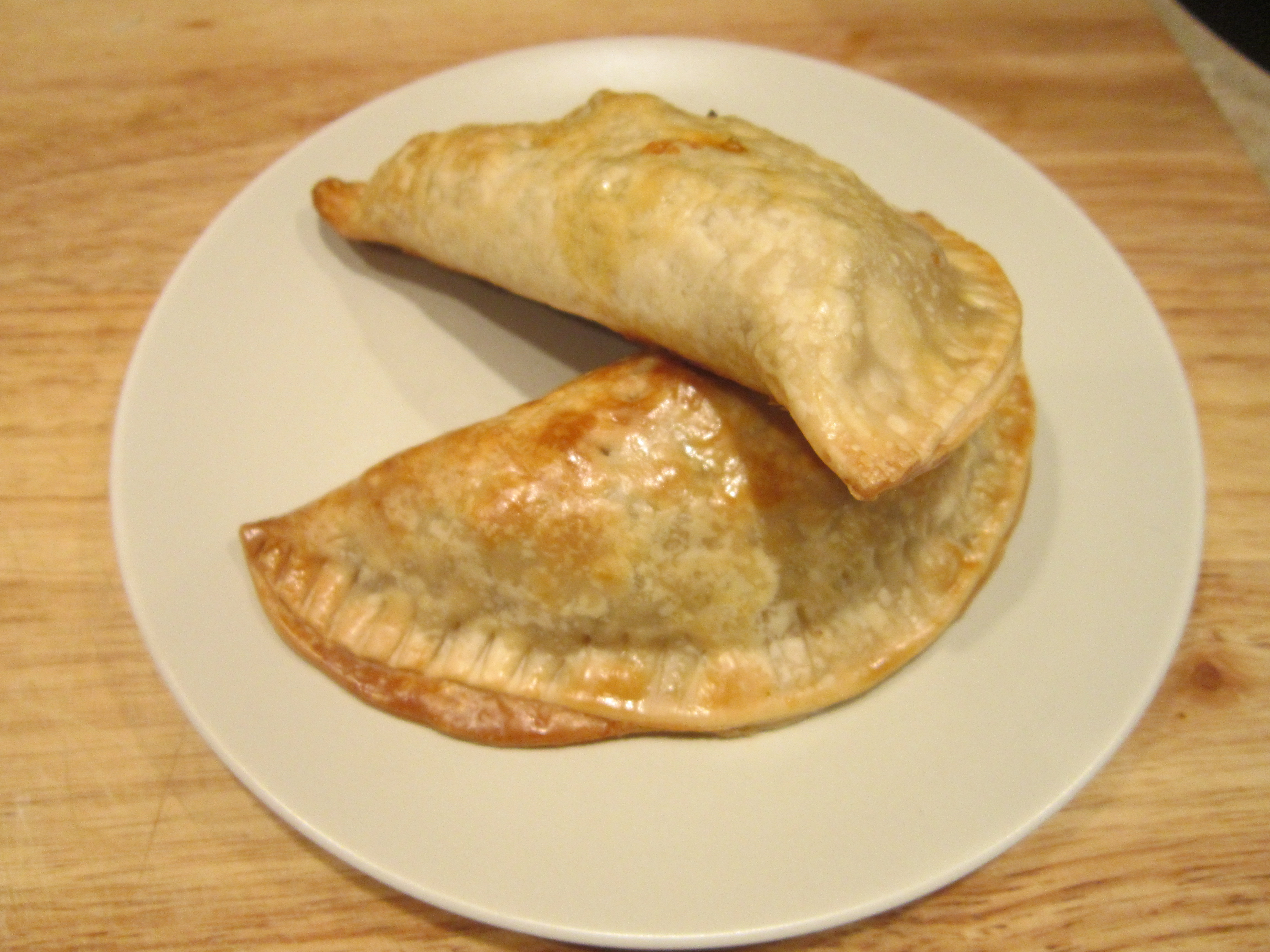 how to make homemade empanada dough