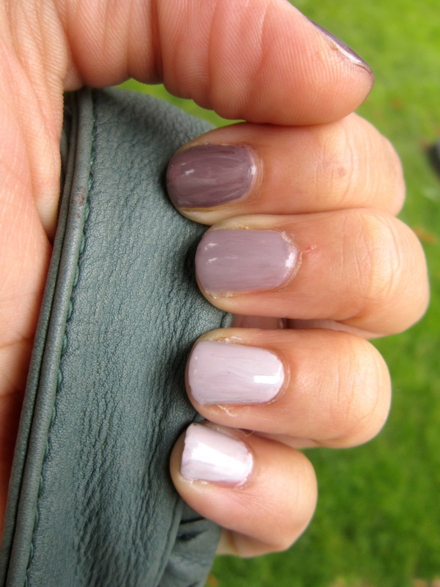 Ombre Shades Manicure