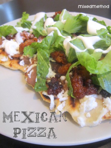 Mexican Pizza by MixedMethod