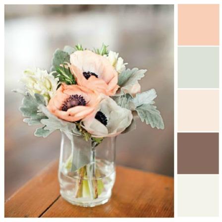 Wedding Colors Palette