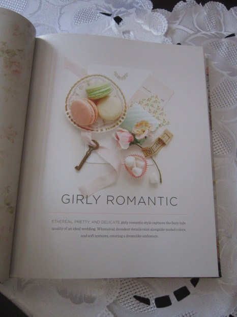 Girly Romantic from Handmade Weddings