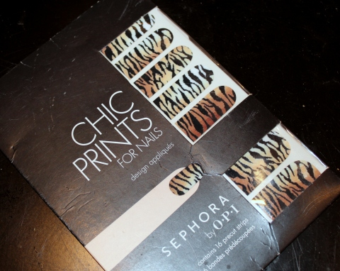 Sephora by OPI Chic Prints