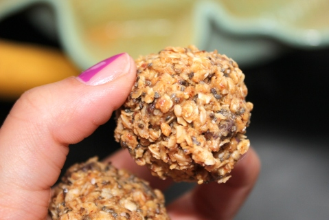 Energy Balls or Energy Truffles