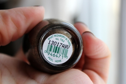 OPI What Wizardry Is This label