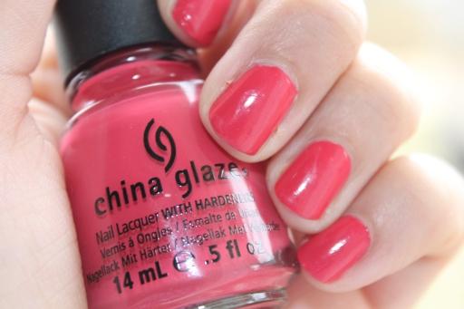 China Glaze Passion for Petals