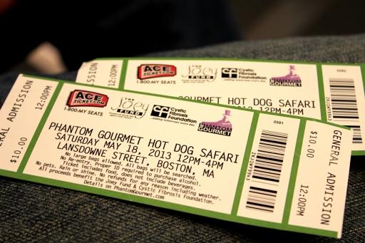 Hot Dog Safari Tickets