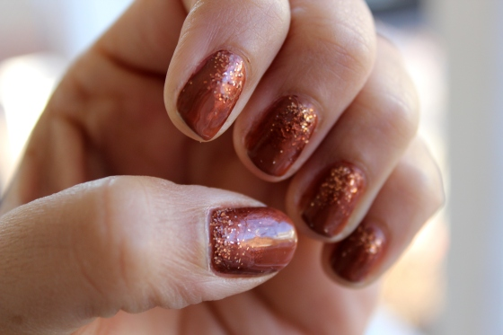 Thanksgiving Mani