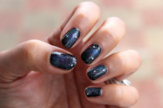 Celestial Nails