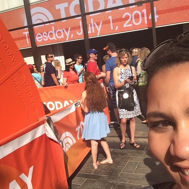 At the Today Show