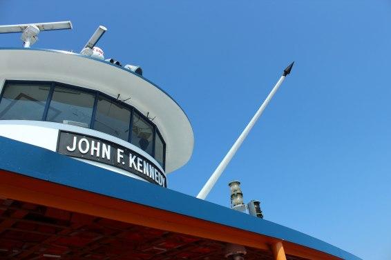 Staten Island Ferry Boat