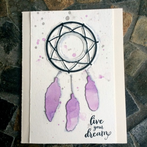 Dreamcatcher Card