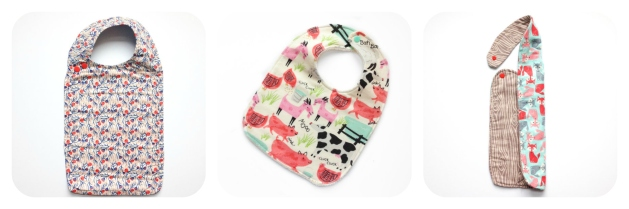 Emerson's Sewing Post Bibs