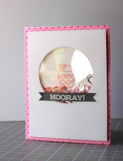 Hooray Birthday Card