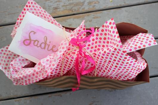 Sadie's Gift Bag